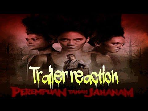 Reaction trailer perempuan tanah jahanam