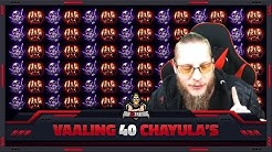 [PATH OF EXILE] – VAALING 40x PRESENCE OF CHAYULA – CORRUPTED FEELINGS!