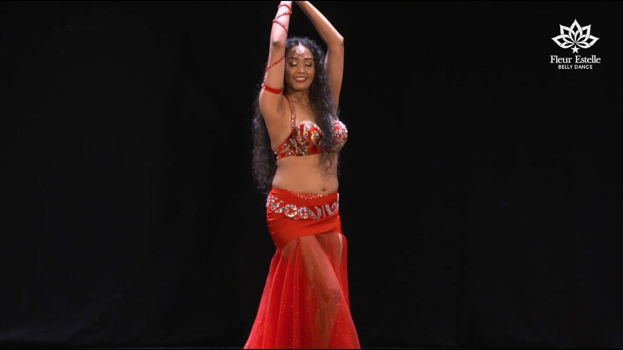 MAYYA MAYYA - Eisha's Solo Belly Dance Performance at Fleur ...