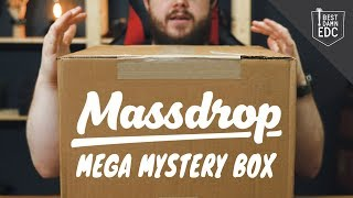 Unboxing the Drop (Massdrop) Mega Mystery Box