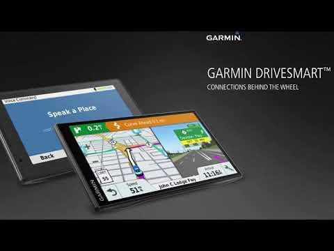 Newest Garmin DriveSmart 61 NA LMT-S with Lifetime Maps