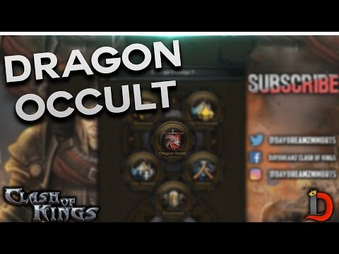 NEW DRAGON OCCULT SCIENCE - CLASH OF KINGS