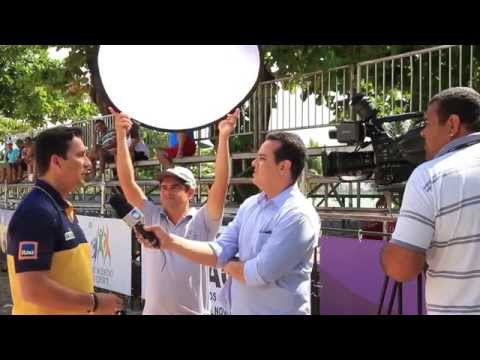LDU De Beach Games E Fórum Brasileiro Do Desporto Universitário 2014