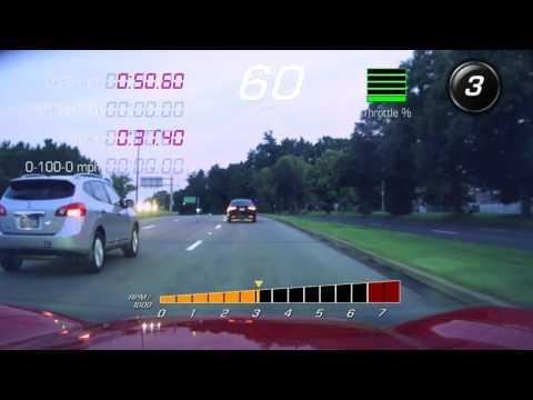 Corvette Z06 PDR 0-60 2.8 seconds