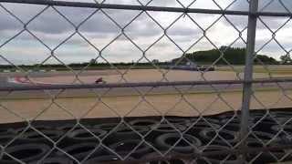 Honda 250cc 6 Cylinder (RC166) at Donington Classic Motorbike Festival