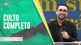 RESTAURADO PELA PALAVRA 20H | Rev. Tiago Henrique | Igreja Presbiteriana de Pinheiros | IPP TV