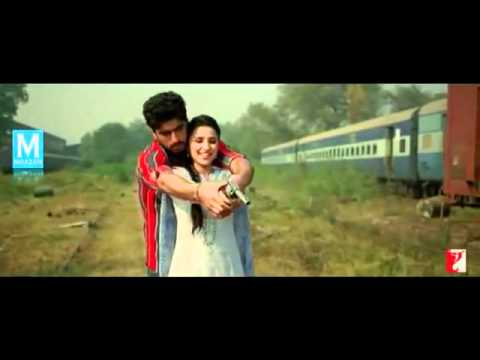 Pareshaan (Ishaqzaade) Full Video Song HD - YouTube.flv