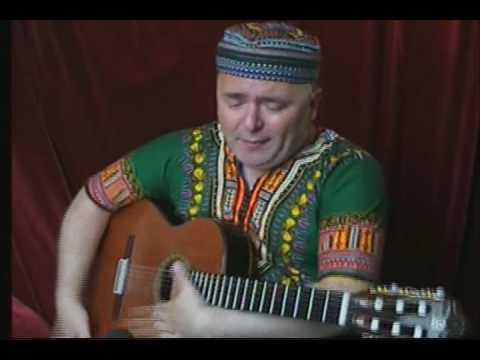 Shаkirа – Wаkа Wakа  – fingerstyle guitar cover (aula de violão/guitarra)
