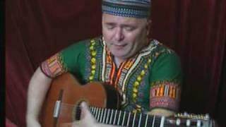 Shаkirа - Wаkа Wakа  - fingerstyle guitar cover (aula de violão/guitarra)