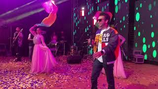Tera hone laga hu   Stebin Ben   Performing live in Kolkata   Wedding Show