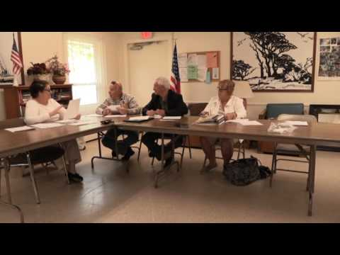 Wareham Housing Authority Meeting 5-24-2017