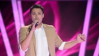 Nathan Allgood Sings House Is Not A Home: The Voice Australia Season 2