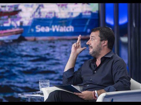 Alcune ore fa !!! Le ultime notizie sul caso Gregoretti di Matteo Salvini
