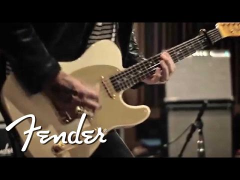 Fender Studio Sessions at Capitol Records | Fender
