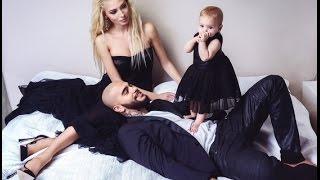 Тимати и его дочка. Первые фотографии.