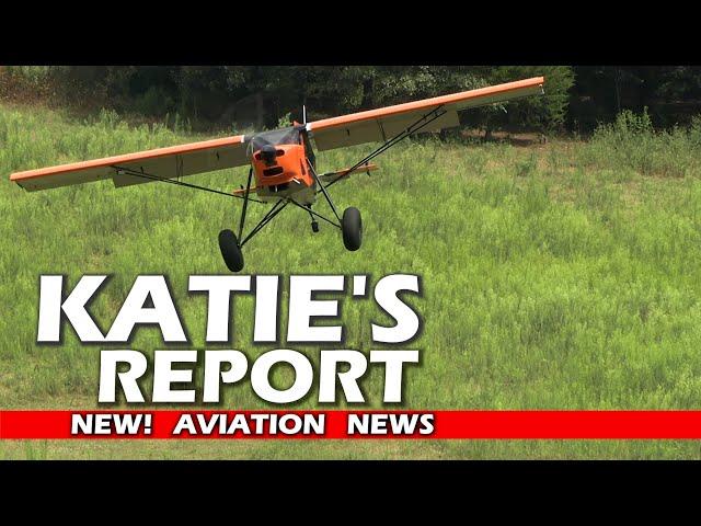 1st Flight SuperSTOL Rotax 915 Turbo Engine - KATIE'S REPORT