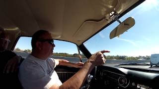 Frog Specialties Road Test 1965 Ford Mustang 289 3 speed