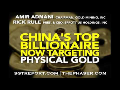 INSIDER REVEALS: CHINA'S TOP BILLIONAIRE WANTS PHYSICAL GOLD NOW!!