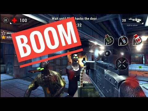 UNKILLED: MULTIPLAYER ZOMBIE SURVIVAL SHOOTER GAME-5