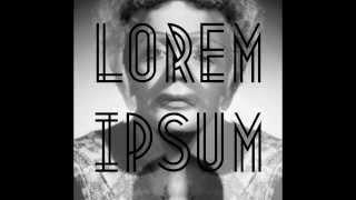 Lorem Ipsum-La vie en rose (Edith Piaf & Louis Armstrong Remix)