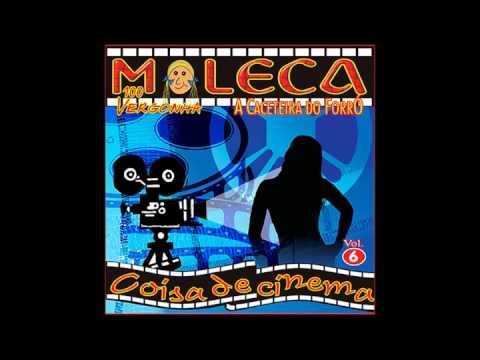 CD Moleca 100 Vergonha (Coisas de Cinema) - Vol. 6, 2005