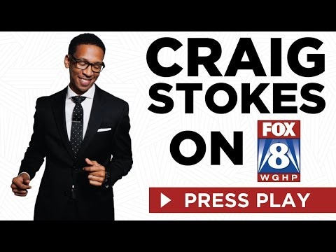 Lifestylist™ Craig Stokes on Fox 8  TV Host & OnAir Personality