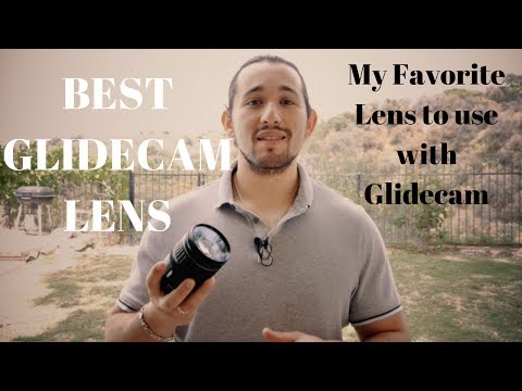 BEST GLIDECAM LENS | Momentum Productions