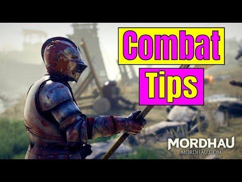 MORDHAU COMBAT GUIDE - ESSENTIAL Tips and Tricks for Beginners! How to get better at Mordhau