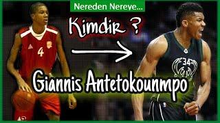 Nereden Nereye || Giannis ANTETOKOUNMPO || NBA'e Gelmeden önce ki Hayatı NASILDI