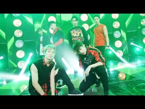 《Special Stage》 six-pack - Ultra Dance Festival(UDF) @인기가요 Inkigayo 20160724