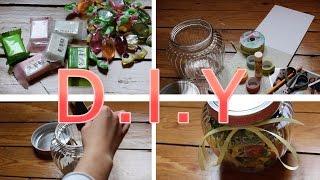 DIY#1 Le cadeau souvenir