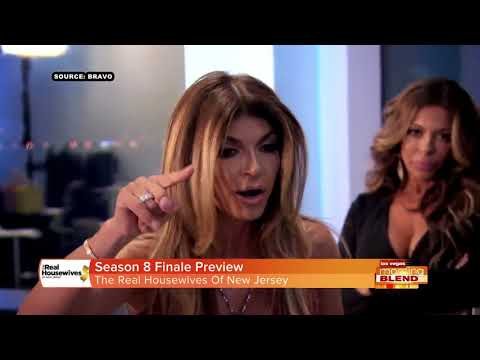 """""""Real Housewives Of New Jersey's"""" Margaret Josephs Dishes About Season Finale"""
