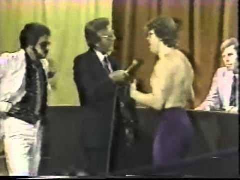 Rare: Bobby Eaton Talking Smack! (7-24-82) Classic Memphis Wrestling Replay