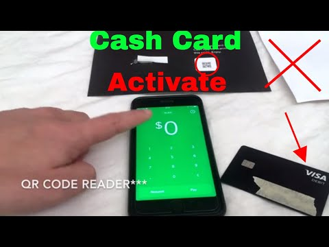 ✅  How To Activate Cash App Cash Card 🔴