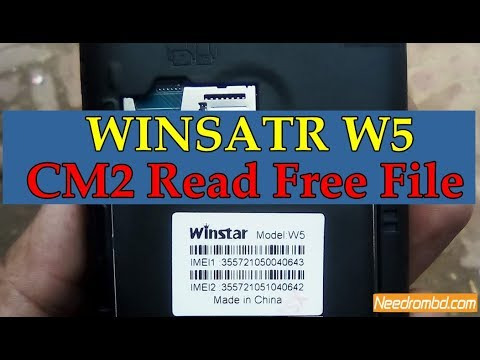 Winstar W5 Flash File Free | Hang Logo | Lcd Fix