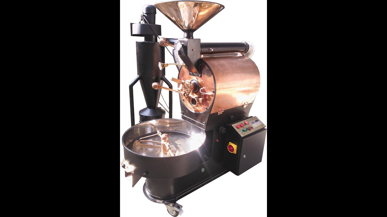 5 roasting coffee machine 5 kg youtube. Black Bedroom Furniture Sets. Home Design Ideas