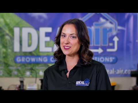 Ideal Air – How To Select The Right HVAC Equipment For Your Grow Room
