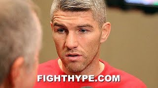 "LIAM SMITH WARNS ""IT'S NOT THE JAIME MUNGUIA SHOW""; VOWS TO ""GET THAT TITLE BACK"""