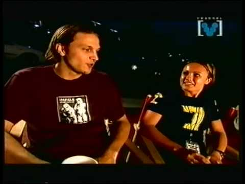 Fun Lovin' Criminals - Interview (Big Day Out, 1999)