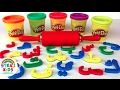 Learn The Arabic Alphabet Play-doh | Alif Ba Ta ا ب ت  | Syraj Kids | الحروف الابجدية للأطفال video
