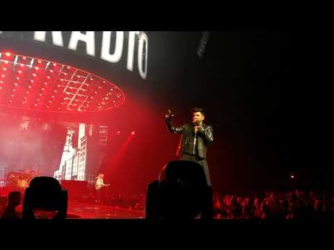 Queen + Adam Lambert - Radio Ga Ga - Cologne, Germany, 13.06