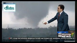 3-28-2020 Kait Jonesboro, Ar Tornado Coverage