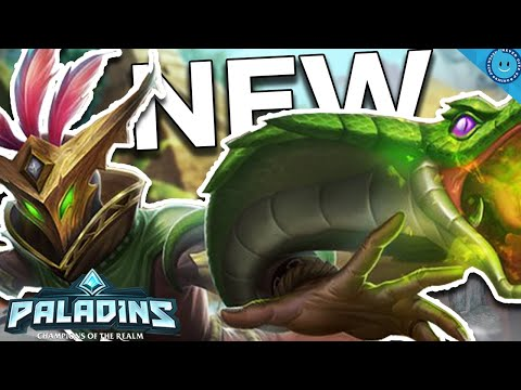 How Many New Champions Should Paladins Add In 2019?