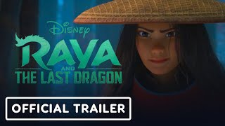 Raya and the Last Dragon  - Official Trailer (2021) Kelly Marie Tran, Awkwafina