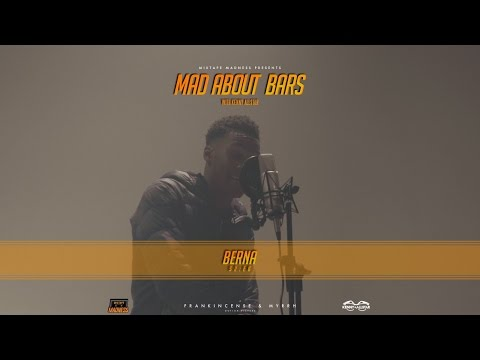 Berna - Mad About Bars W/ Kenny [S2.E6] | @MixtapeMadness (4K)