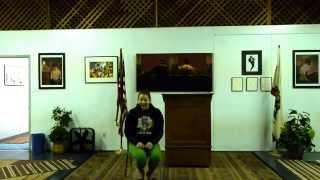 Carly - Keeping Tom Nice Monologue