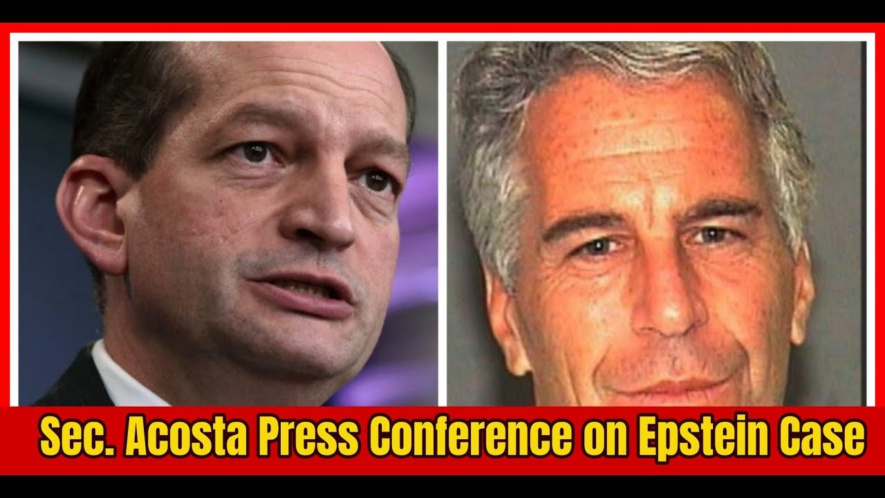 TRAFFICKING CASE: Acosta defends his role in 2008 case