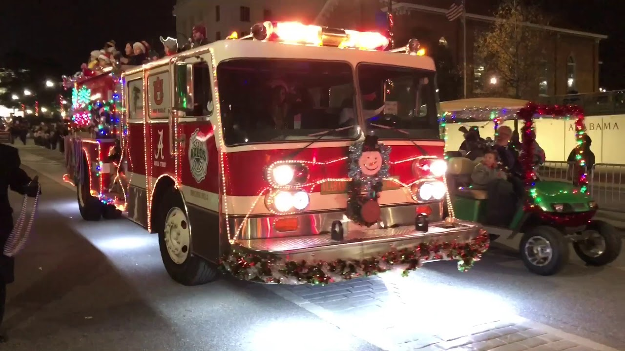 Montgomery Al Christmas Parade 2019 Capital City Christmas Parade 2017 / Montgomery Alabama   YouTube