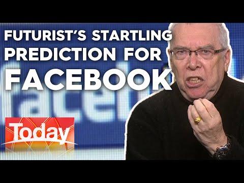 Dr Hames' Startling Prediction For Facebook | Today Show Australia