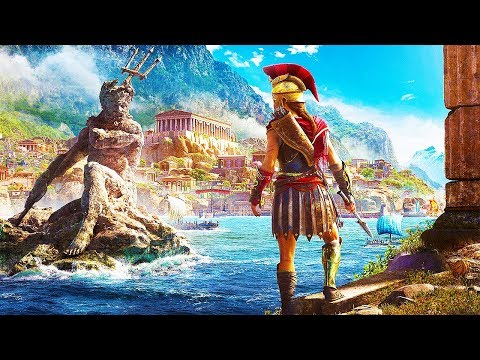 10 MASSIVE Upcoming OPEN WORLD Games in FALL 2018 (NEW PS4 X1 SWITCH PC Games 2018)